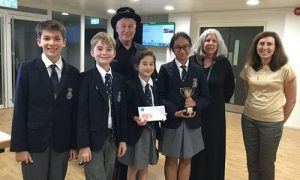 Harrow Hong Kong crowned Kids' Lit Quiz National Champions 2018