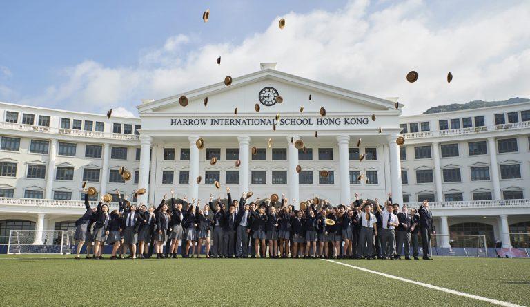 Harrow International School Hong Kong - Leadership for a better world